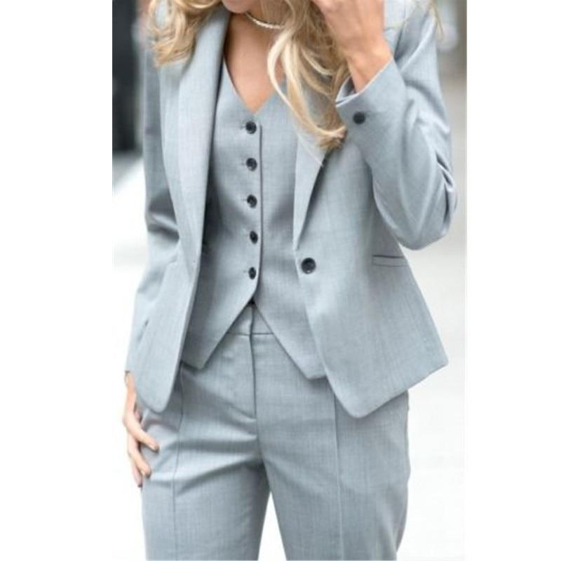 Women's suit women's business casual formal suit women's fashion ...